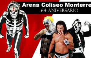 Coliseo de Monterrey 64 Aniversario