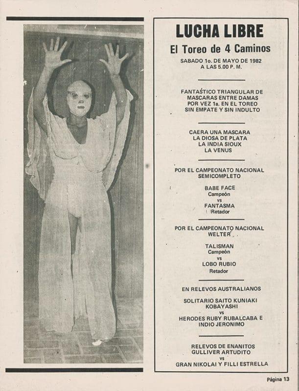 estelar femenil 1983