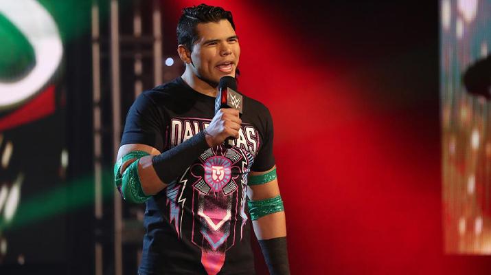 A lo largo de este 2021 se ha visto la poca actividad de los mexicanos en la WWE, e incluso la salida de Andrade en la empresa. Pero para Humberto Carrillo, tampoco ha participado en RAW, y su accionar solo se mantiene en Main Event.