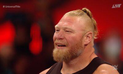 Brock Lesnar vuelve a WWE en Summerslam